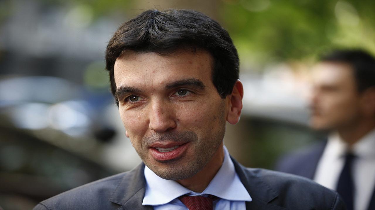 Maurizio Martina non esclude di candidarsi per le primarie