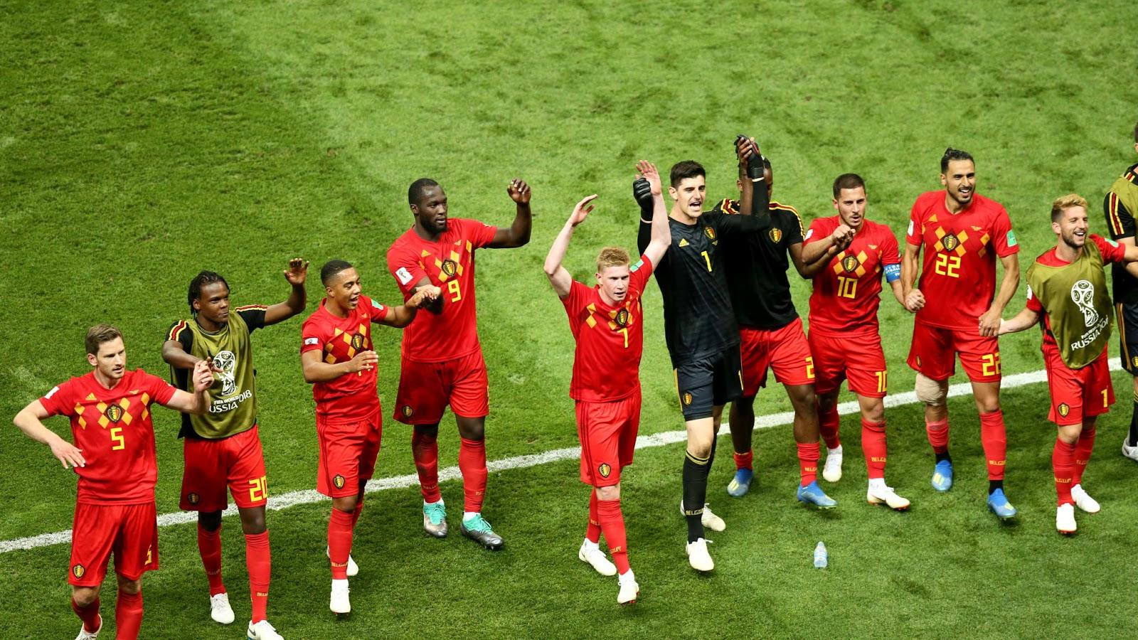 VÍDEO: Bélgica recibe su premio del mundial rusia 2018 por el tercer lugar