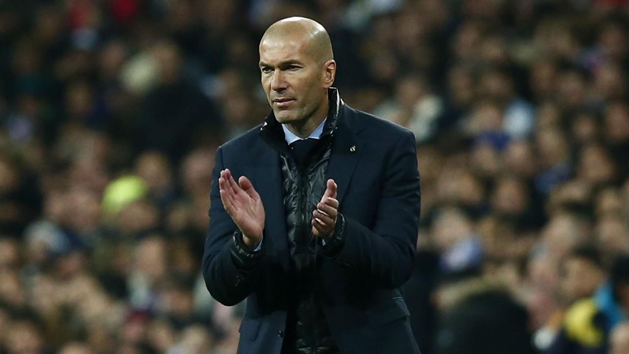 Zinédine Zidane ne voulait pas de Neymar au Real Madrid
