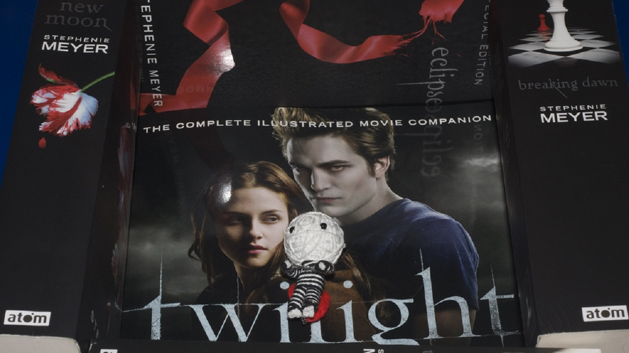 'The Twilight Saga' is immortal