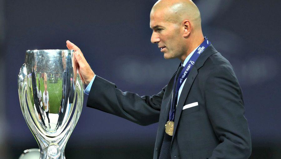 Zidane pourrait rejoindre la Juventus Turin