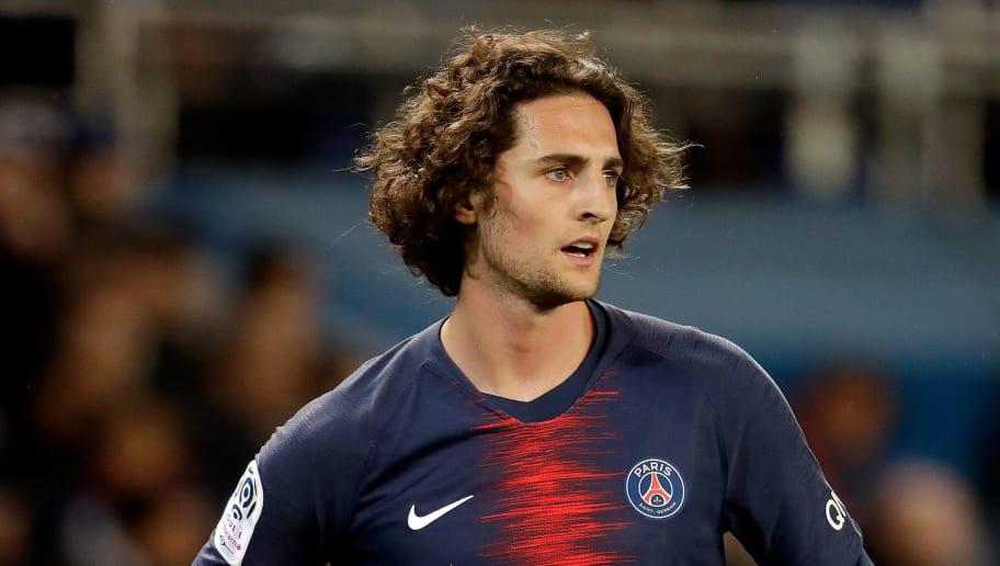 Le Paris Saint-Germain ne veut pas envoyer Adrien Rabiot au Barça