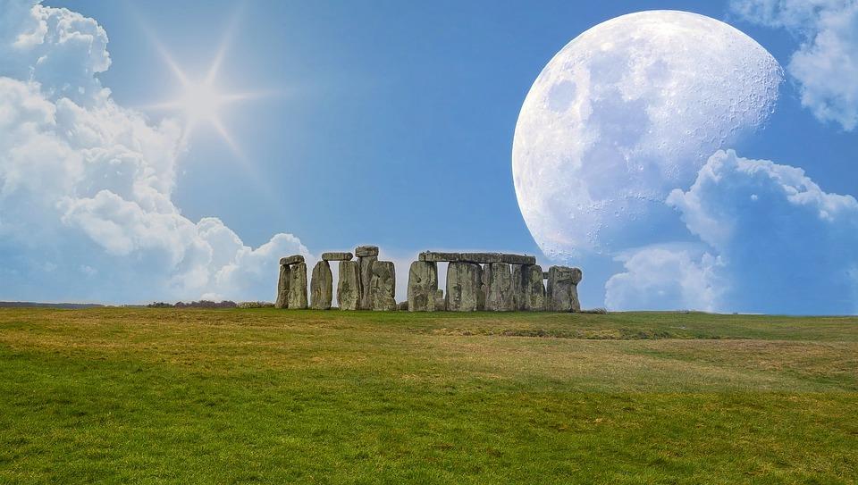 "Anthony Murphy ha scoperto una ""nuova"" Stonehenge"