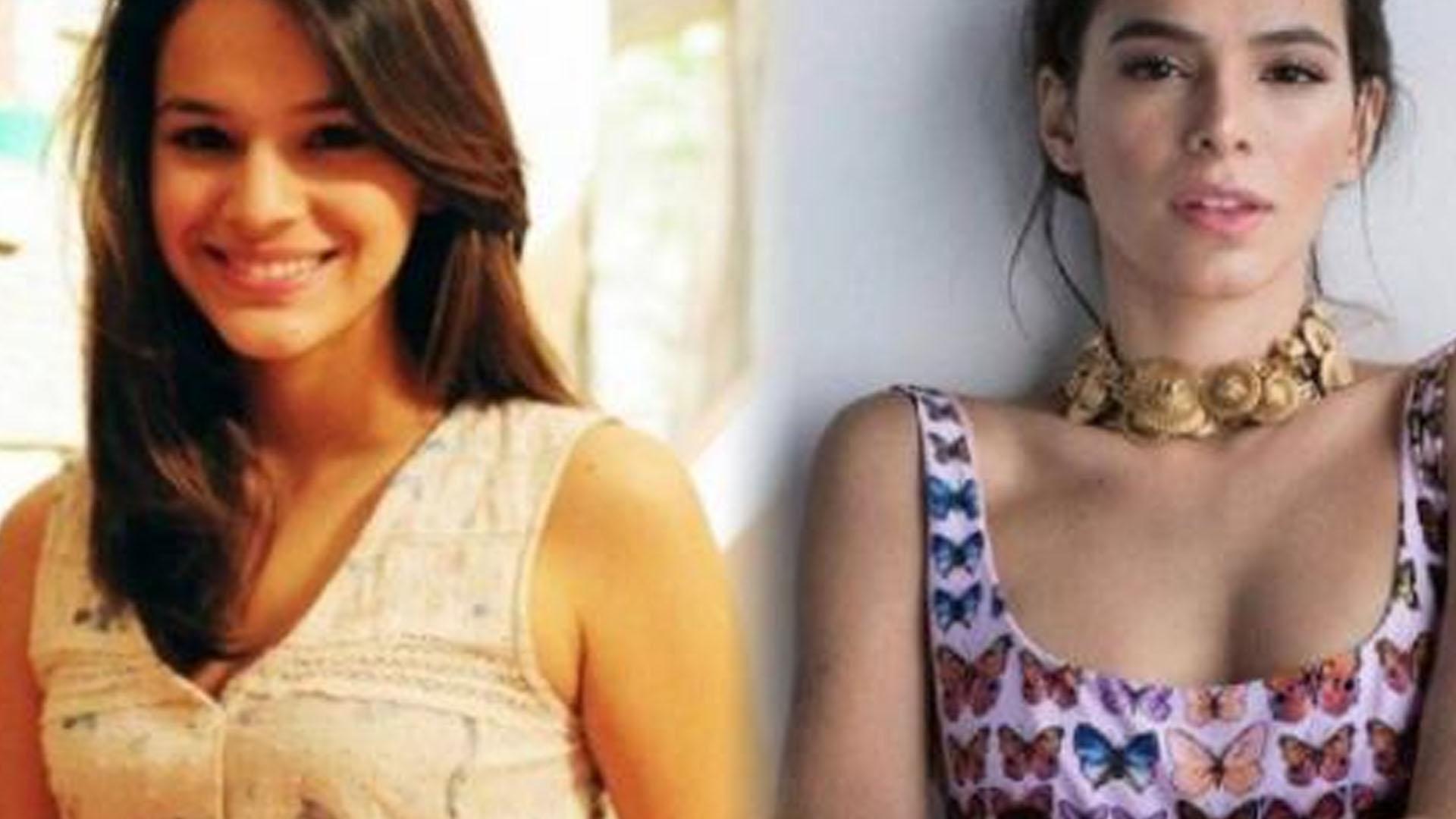 Bruna Marquezine admite que fez cirurgia plástica no nariz em 2016