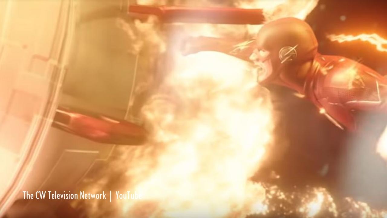 'The Flash' season 5 trailer released; Villain Cicado is Chris Klein