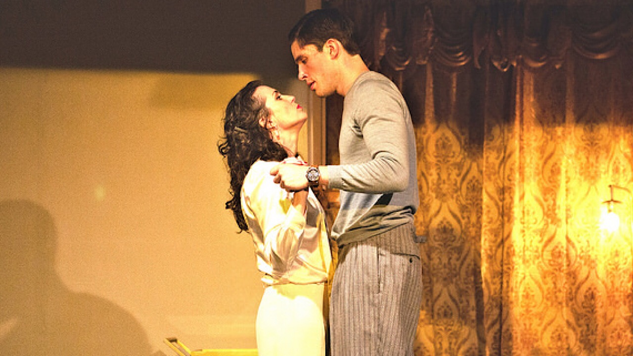 Images from the play 'Before We're Gone'