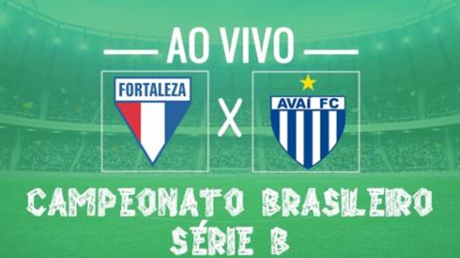 Fortaleza x Avaí: transmissão do jogo AO VIVO hoje