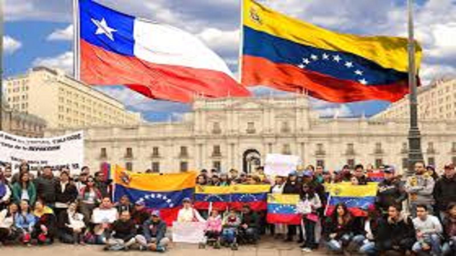 VIDEO: Chile/ El 90 % de las empresas prefieren contratar venezolanos