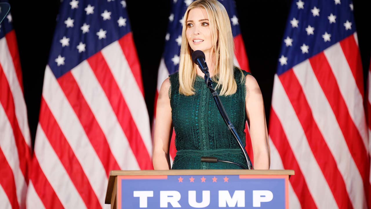 Ivanka Trump closes fashion business after sales drop