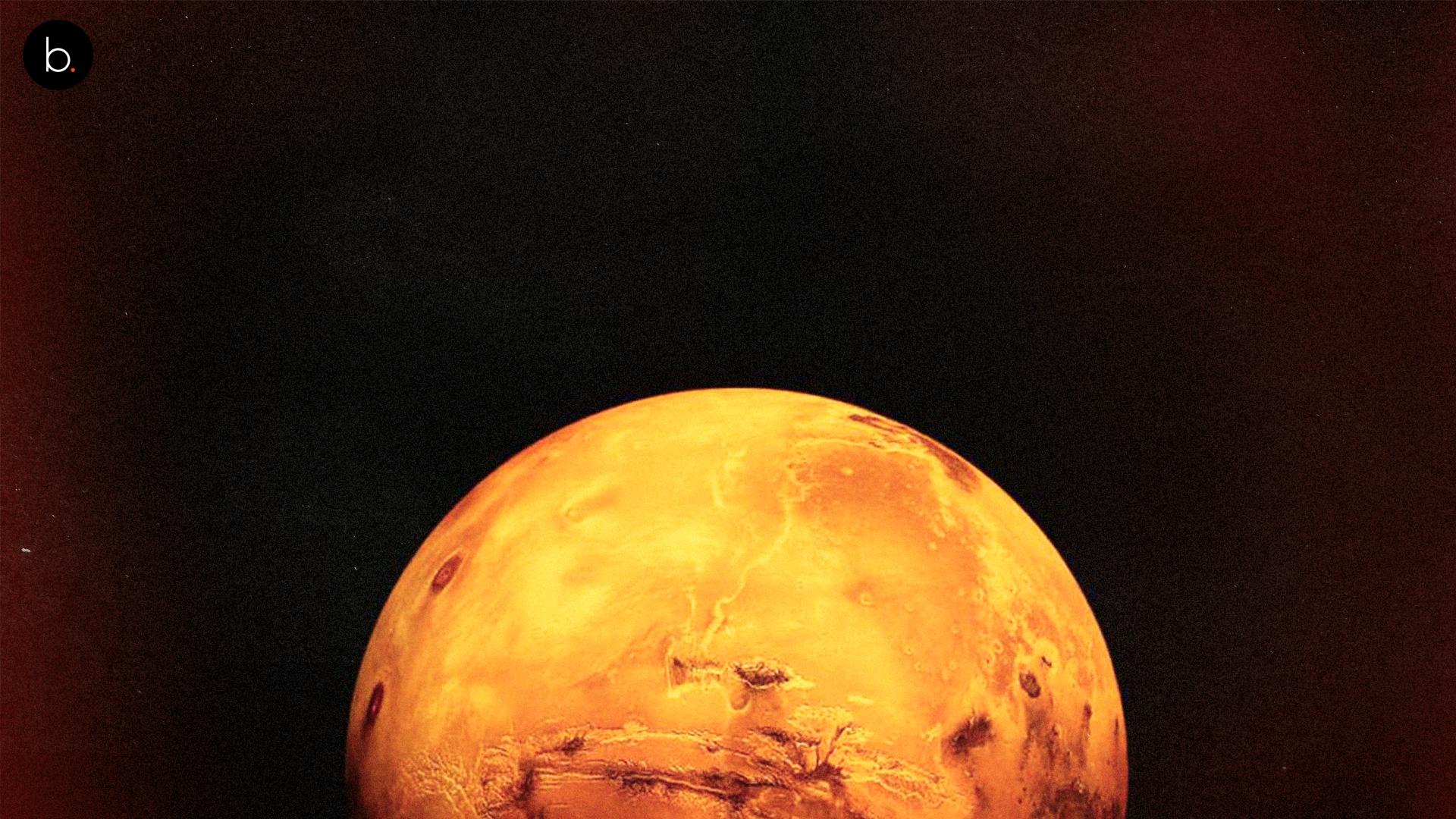 Una sonda encuentra agua en estado líquido bajo la superficie de Marte
