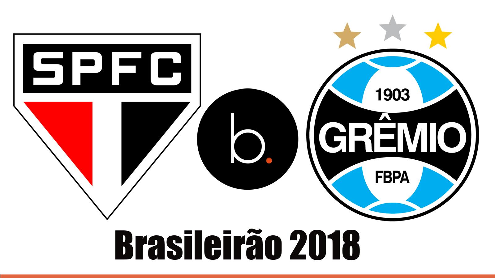 Brasileirão 2018: São Paulo perde e Flamengo se mantém na liderança