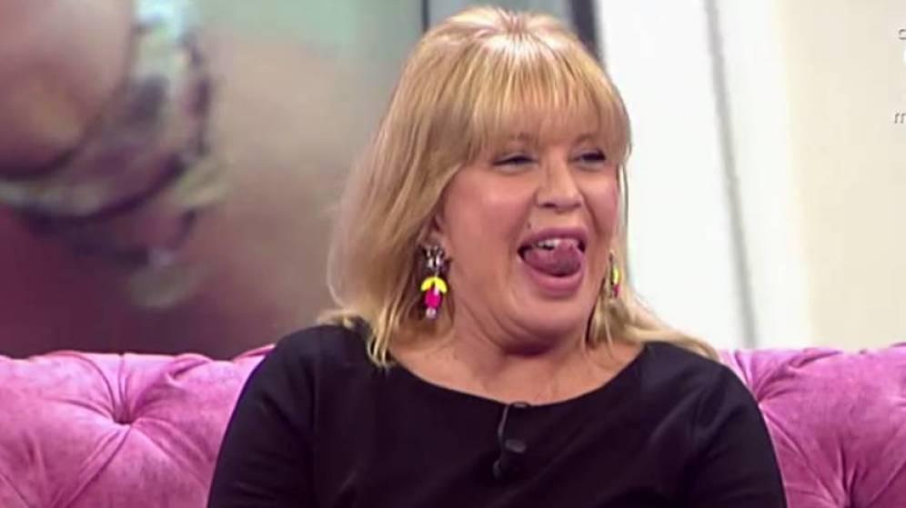 Bárbara Rey casi abandona 'Sábado Deluxe'