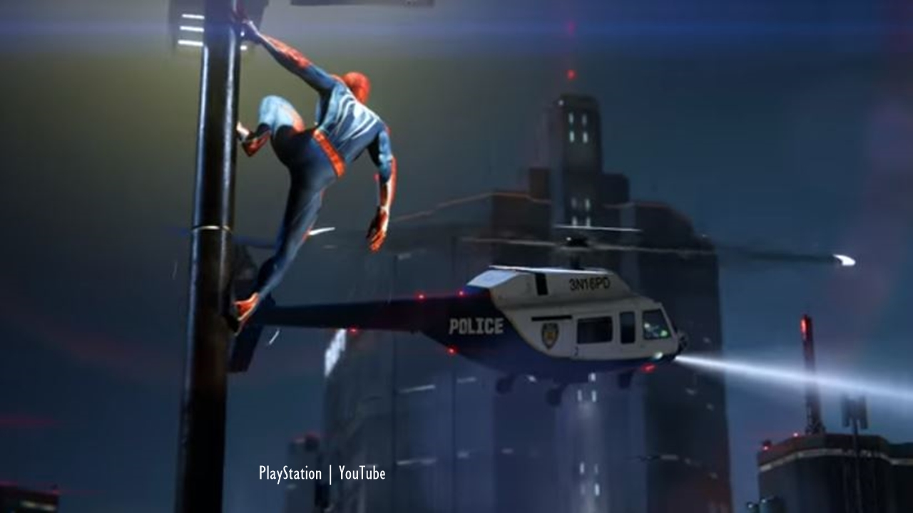 'Spider-Man' PS4 Gameplay Video Leak: Peter Parker fights The Kingpin