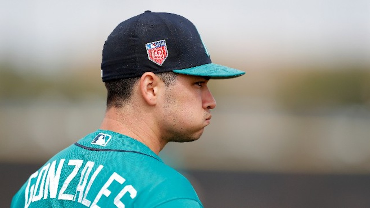 Pitcher Marco Gonzales continues his Mariners MVP season
