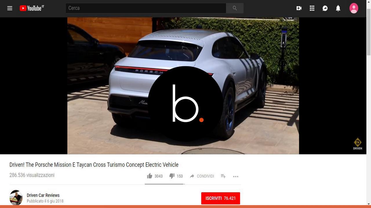 Porsche Taycan: primi dati dell'anti Tesla Model S