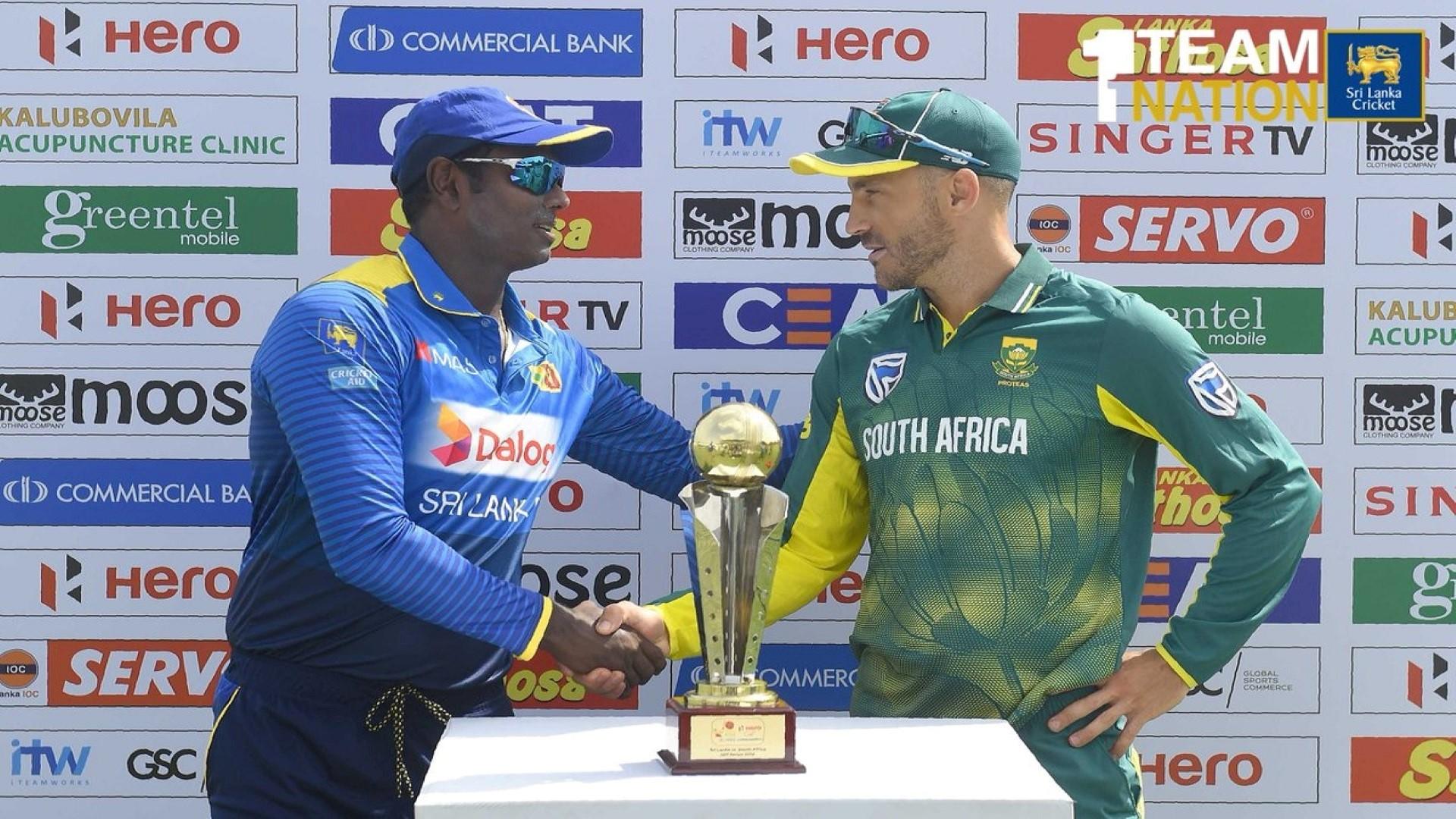 SL vs SA 2nd ODI live cricket streaming, highlights on Sony Six