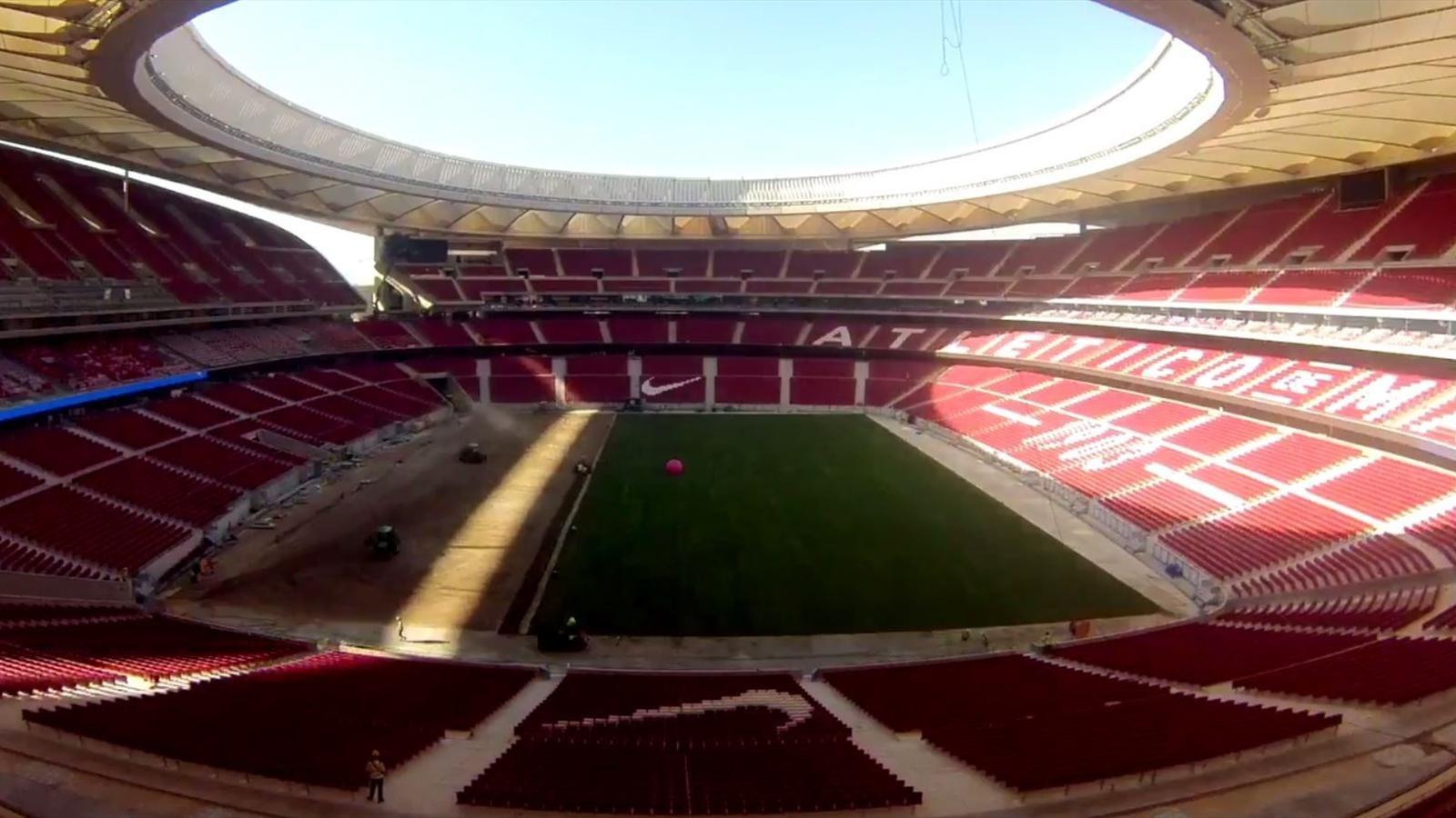 El TSJM anula el planeamiento urbanístico del Wanda Metropolitano