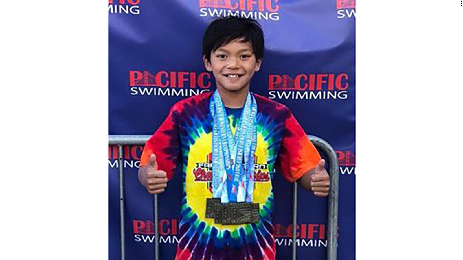 Un récord de Michael Phelps es superado por un niño de tan solo 10 años de edad