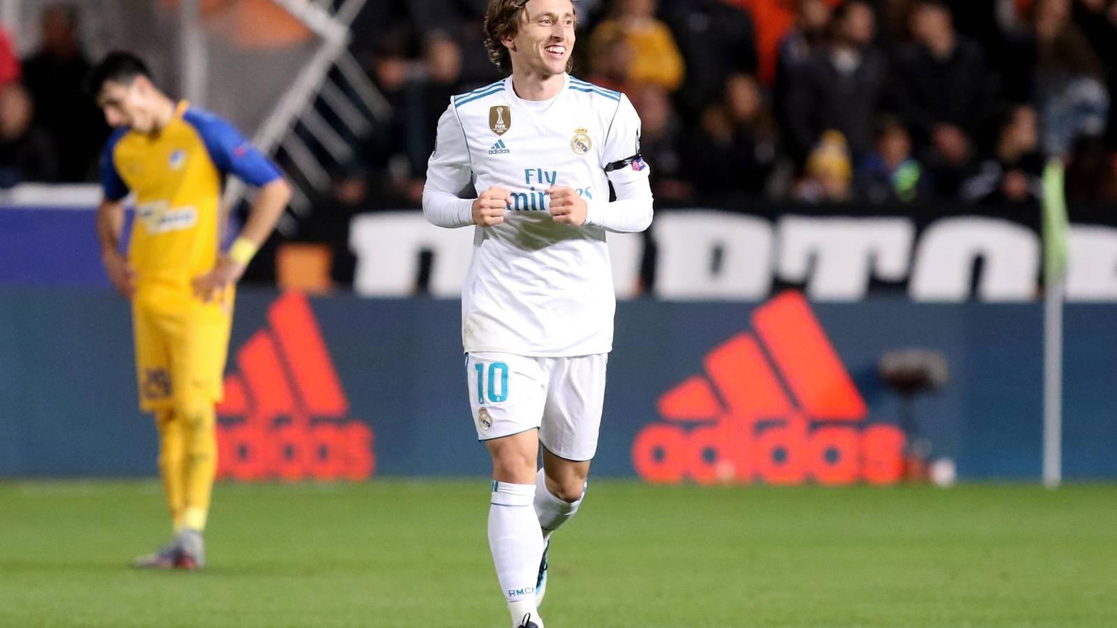 VÍDEO: Luka Modric podria ser fichado por el Inter de Milán