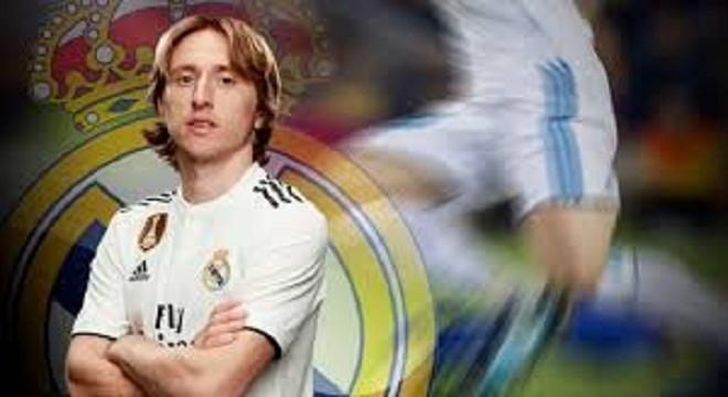 VIDEO: El Real Madrid no piensa dejar ir a Luka Modric