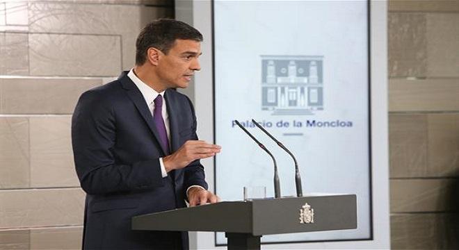 """Sánchez: El gobierno representa la España """"europeísta, ecologista y progresista"""""""