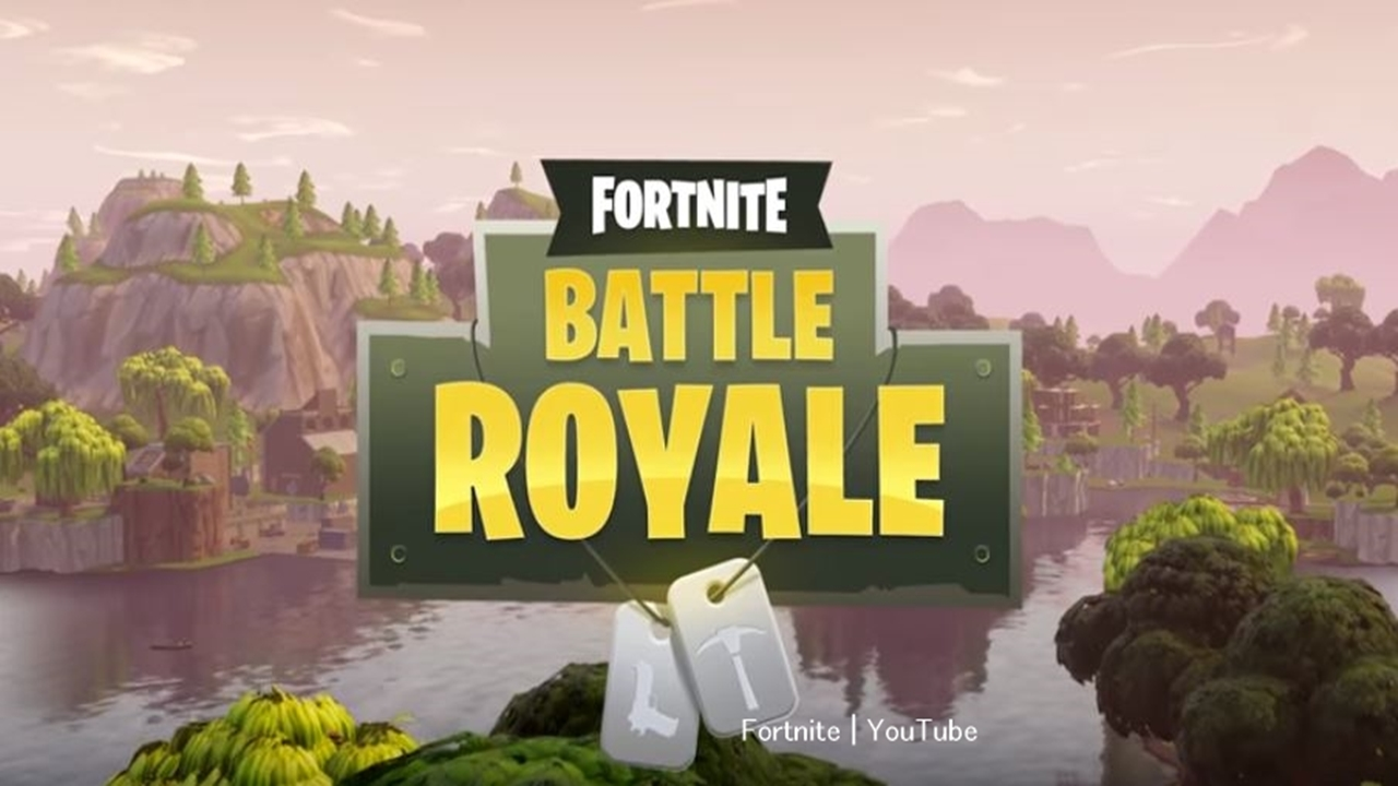 'Fortnite':Missile system has glitches and a player gets fused with glider