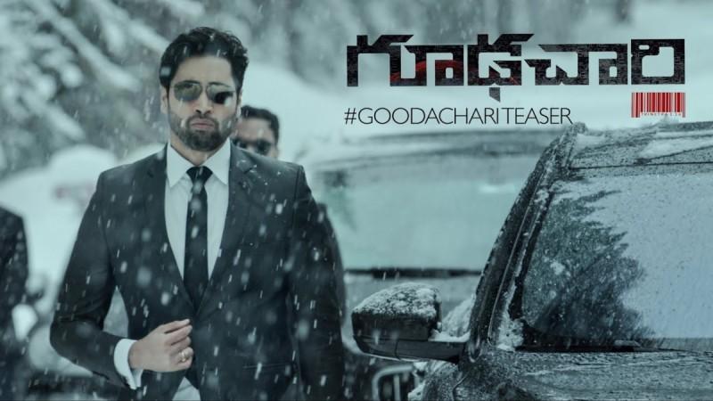 Telugu movie Goodachari box-office collections report