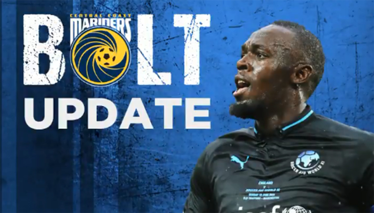 Usain Bolt ficha por un club australiano para entrenar indefinidamente