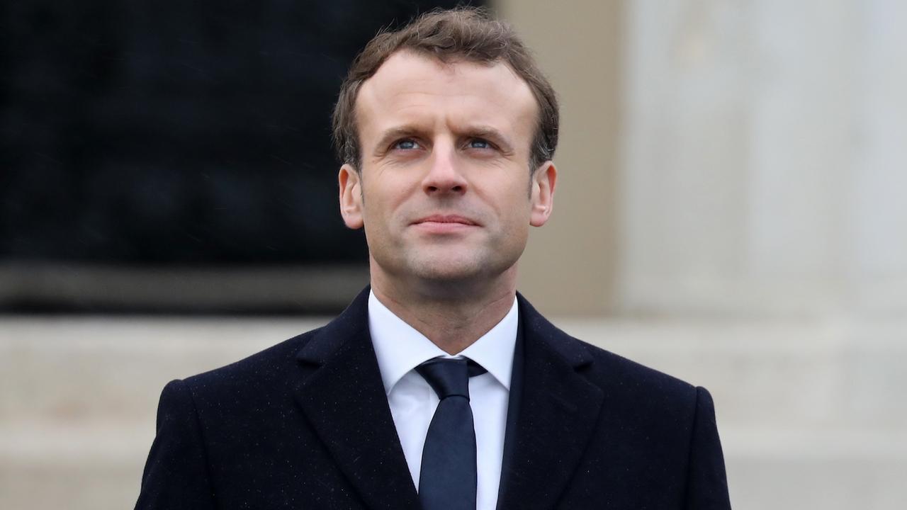 Emmanuel Macron et Edouard Philippe absents ce mercredi à Amiens