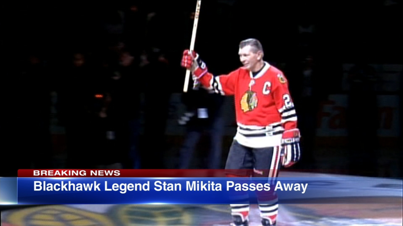 NHL world celebrates and remembers Stan Mikita