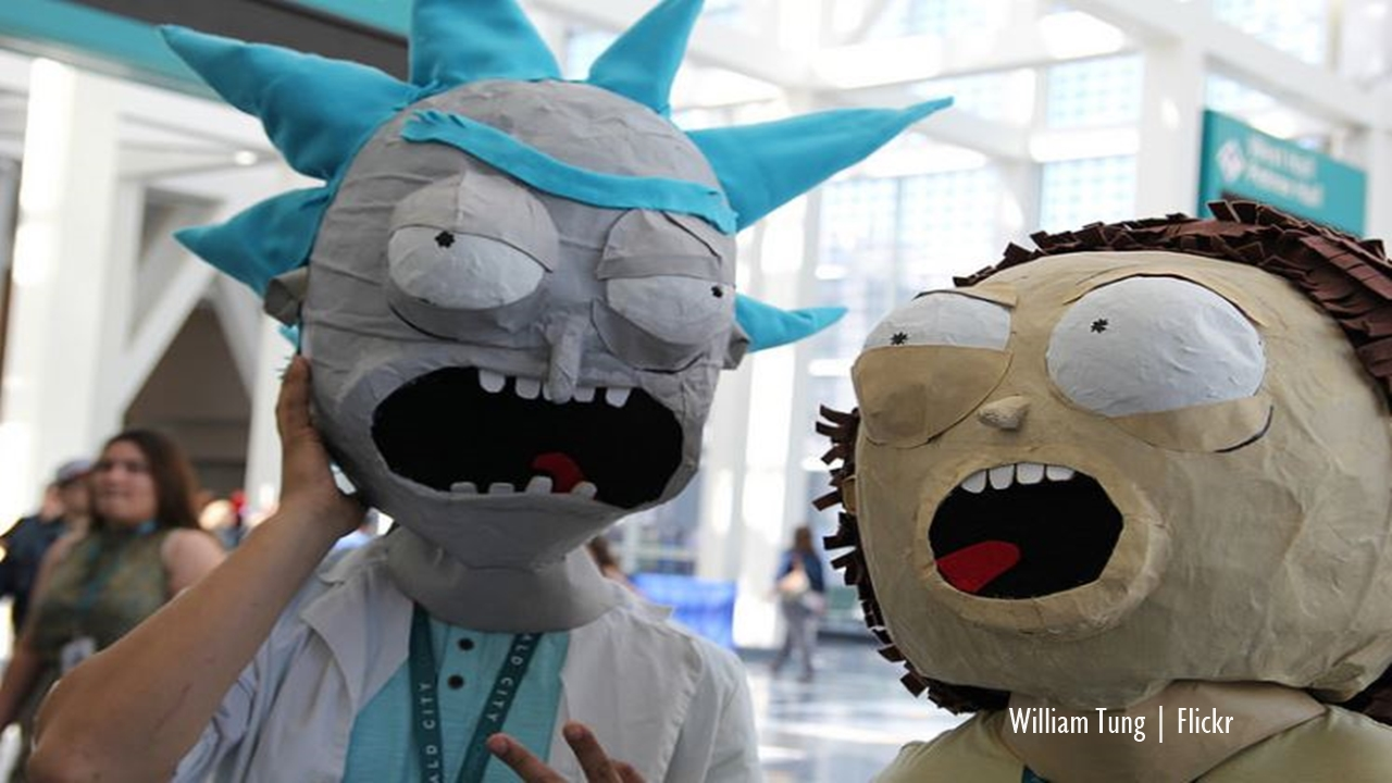 Rick and Morty themed pop-up pub runs from now until October in Washington DC