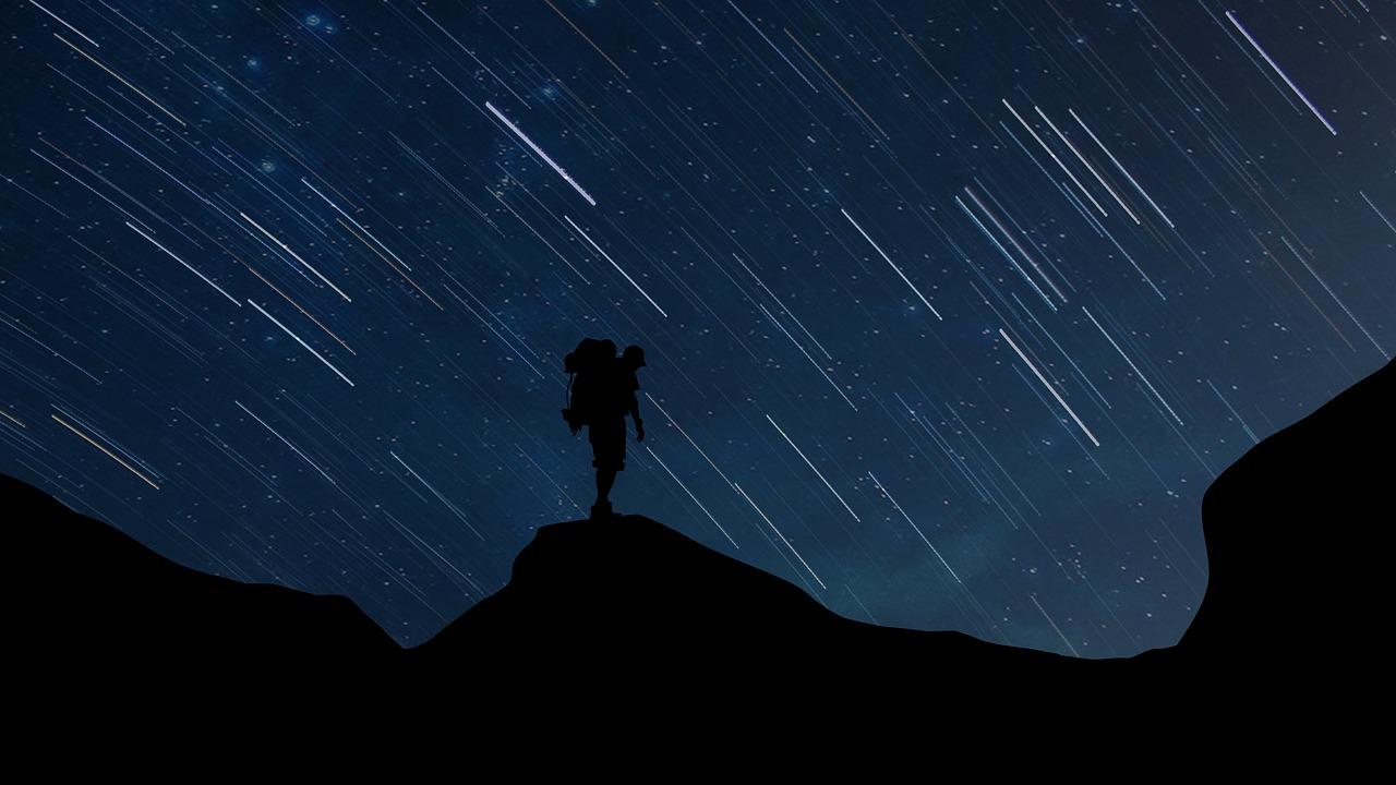 Le stelle cadenti chiamate Perseidi, perchè vicine alla costellazione Perseo