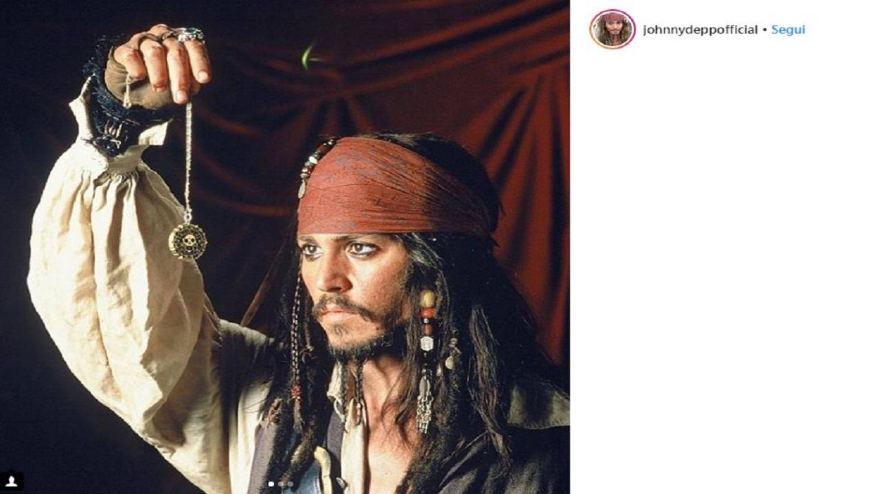 Johnny Depp: continuano i problemi per l'attore, Jack Sparrow a rischio
