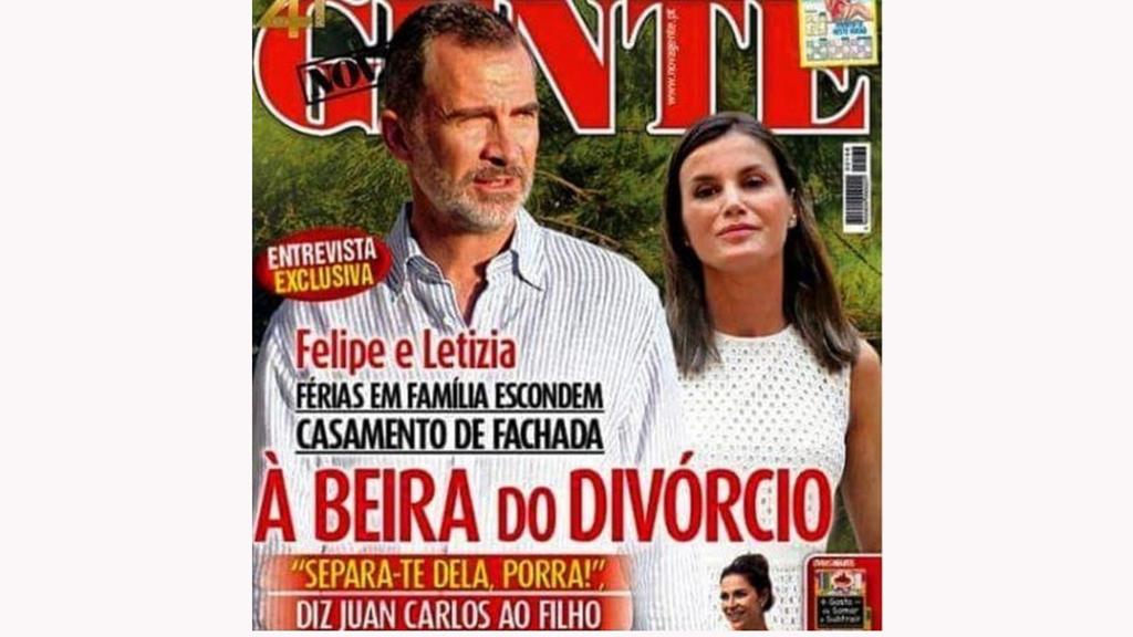 Nova gente habla del inminente divorcio de los reyes Felipe VI y Letizia