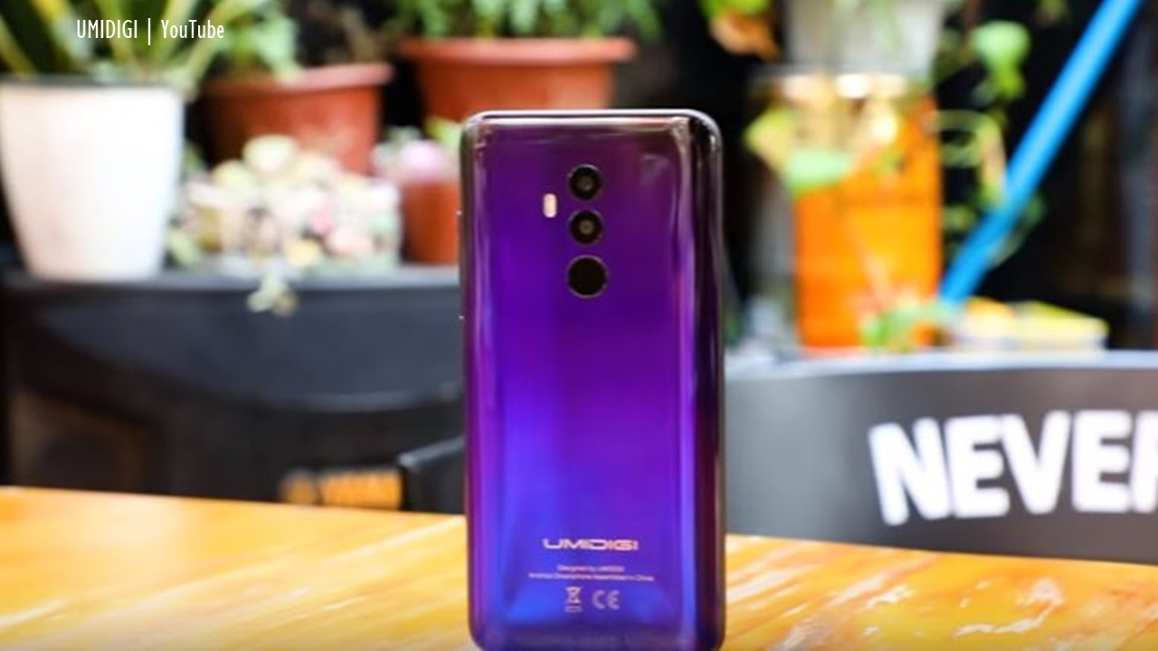 UMIDIGI Z2 Pro model releases at Gearbest today
