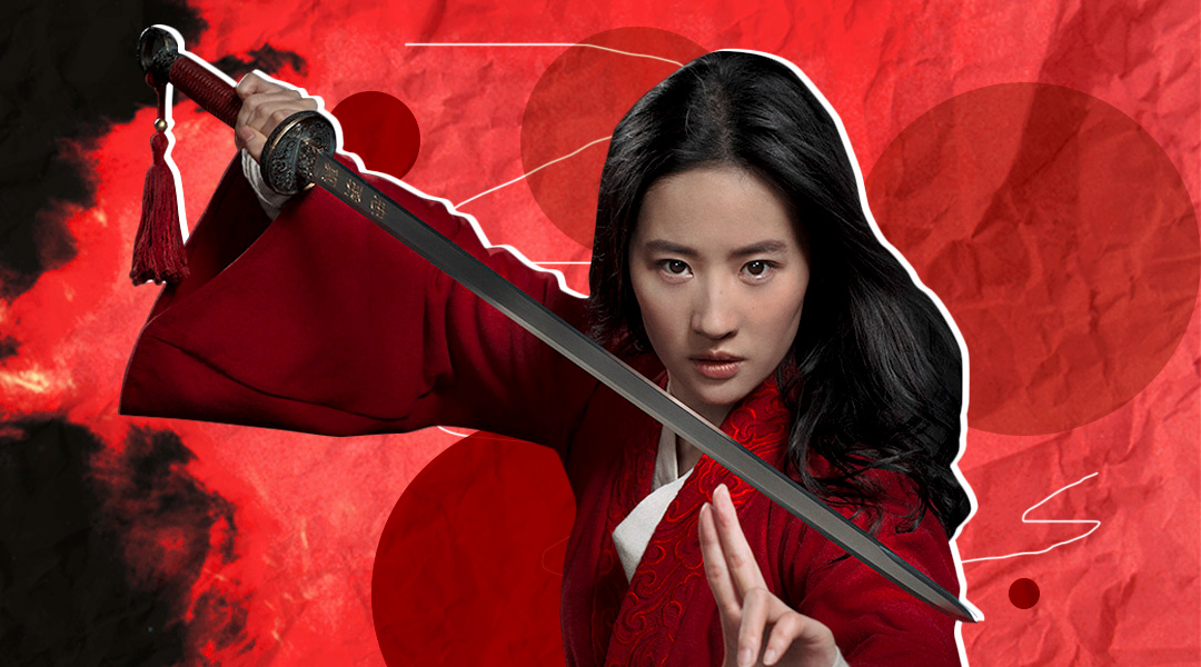 Photos: Disney reveals first look of Mulan, Liu Yifei plays the Chinese warrior