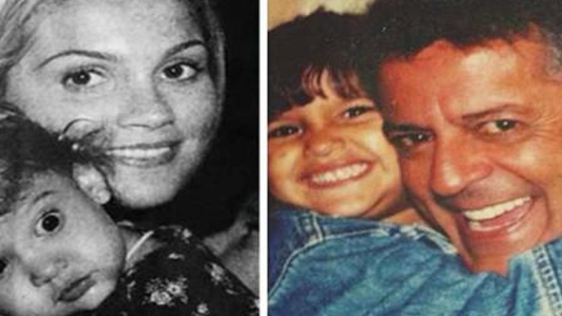 Filha de Flávia Alessandra emociona após postar homenagem ao pai