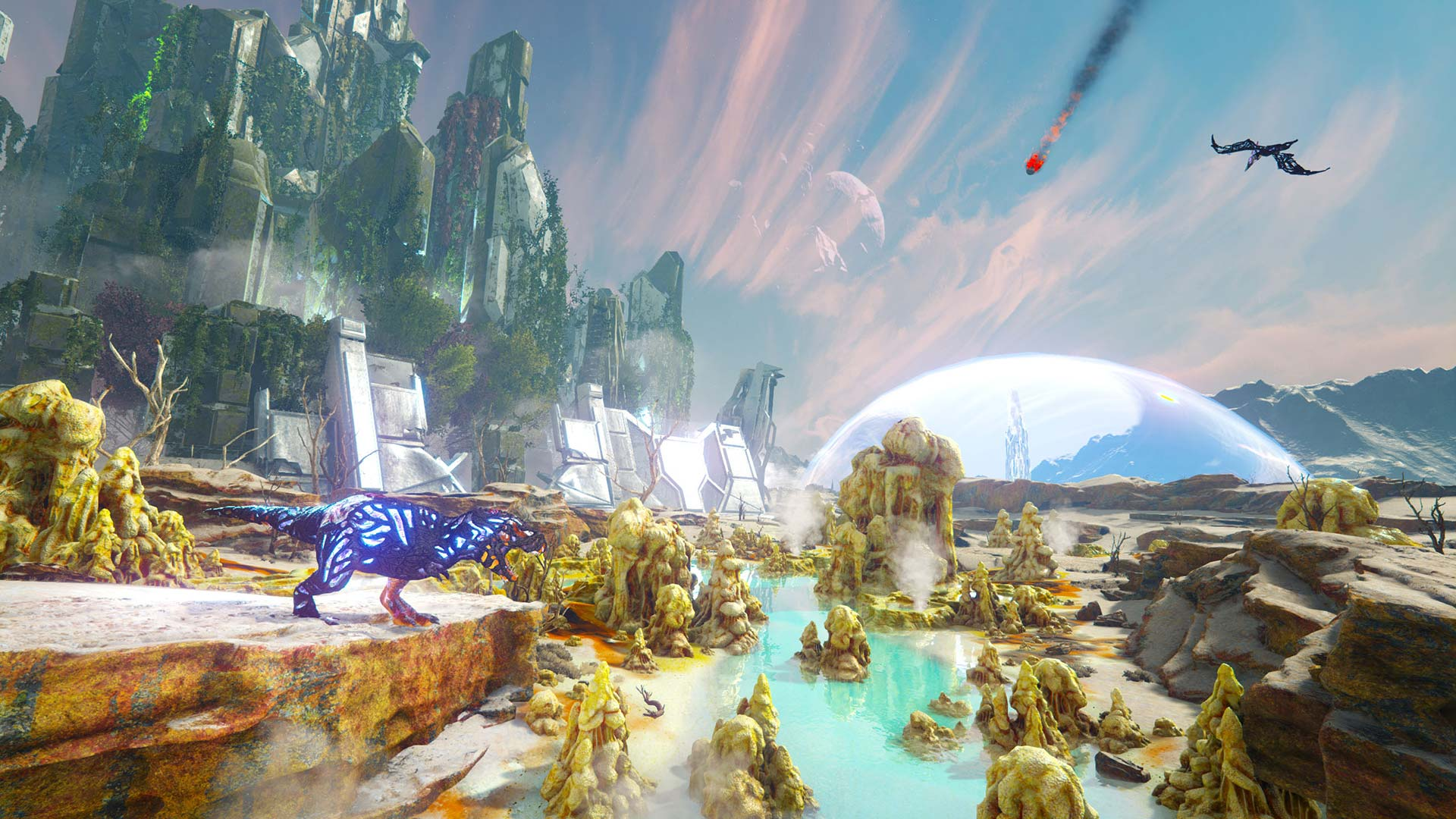 ARK: New Extinction Teasers Revealed in latest update