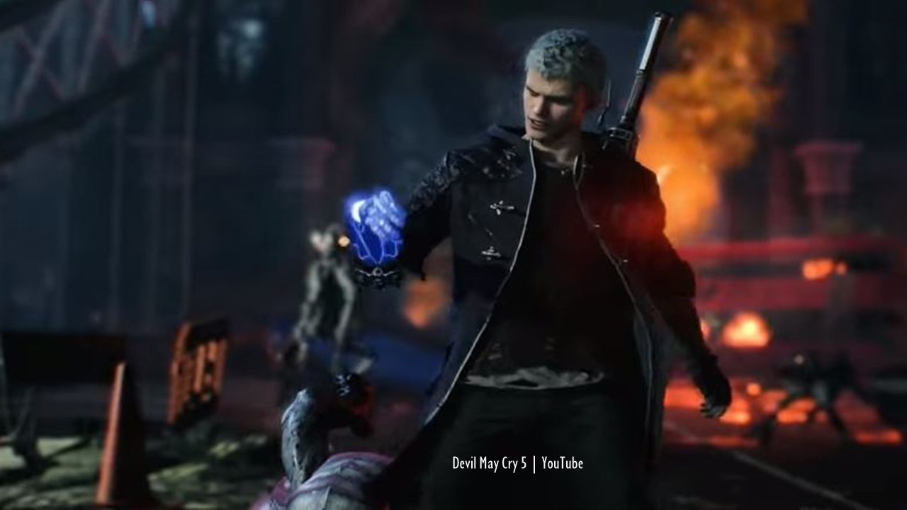Devil May Cry 5 demo will be at Gamescom 2018