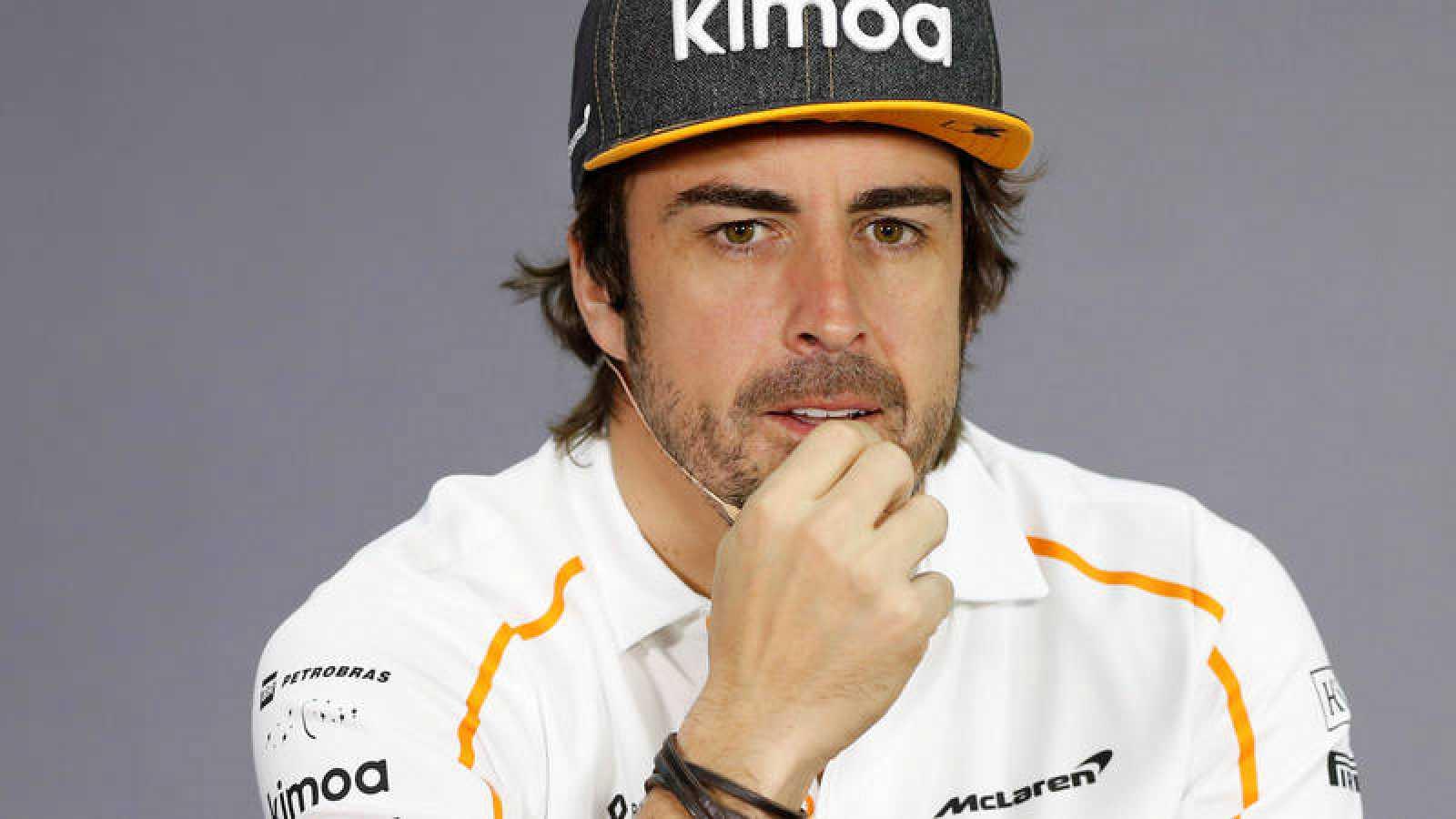 Fernando Alonso anuncia su retirada de la Fórmula 1