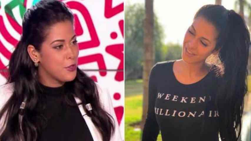 Ayem Nour lance sa collection de rouge à lèvres