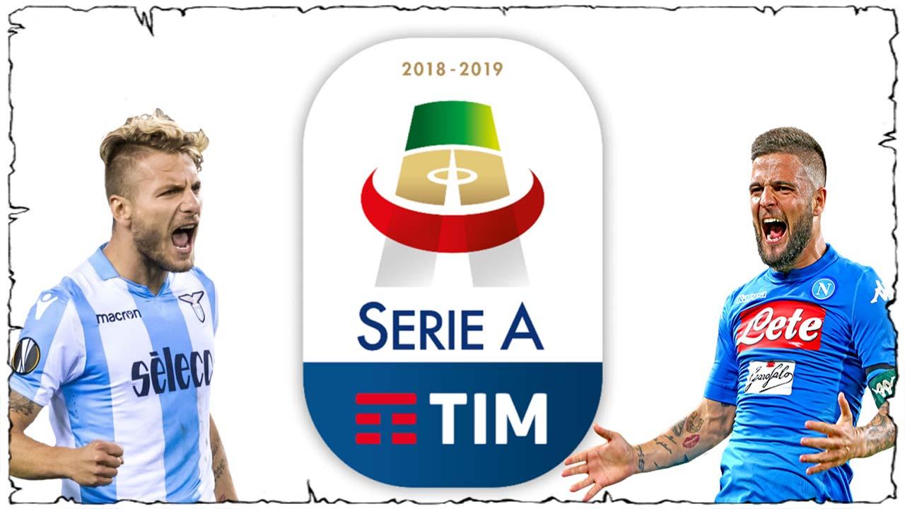 Lazio-Napoli, 1^ di campionato: probabili formazioni