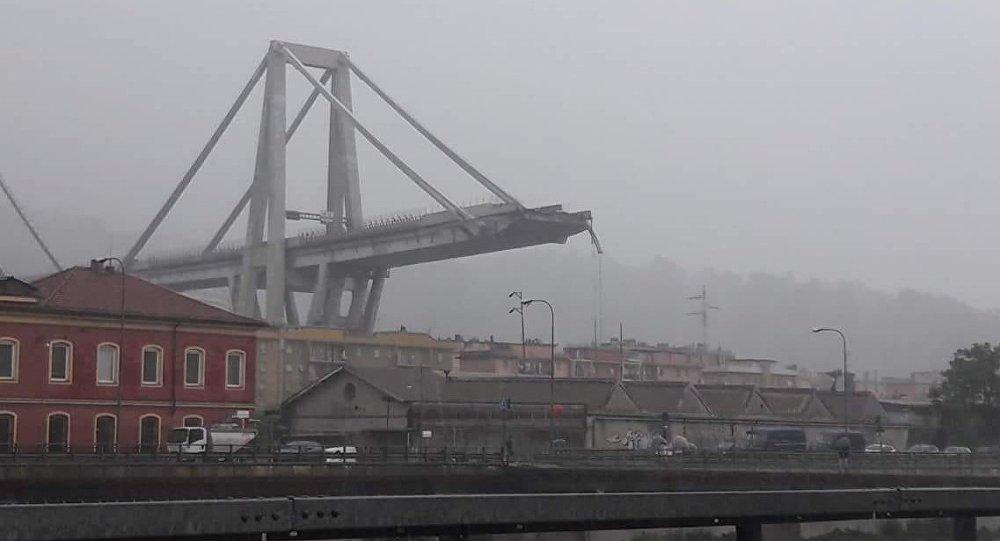 Quatre Français décédés dans l'effondrement du viaduc de Gênes
