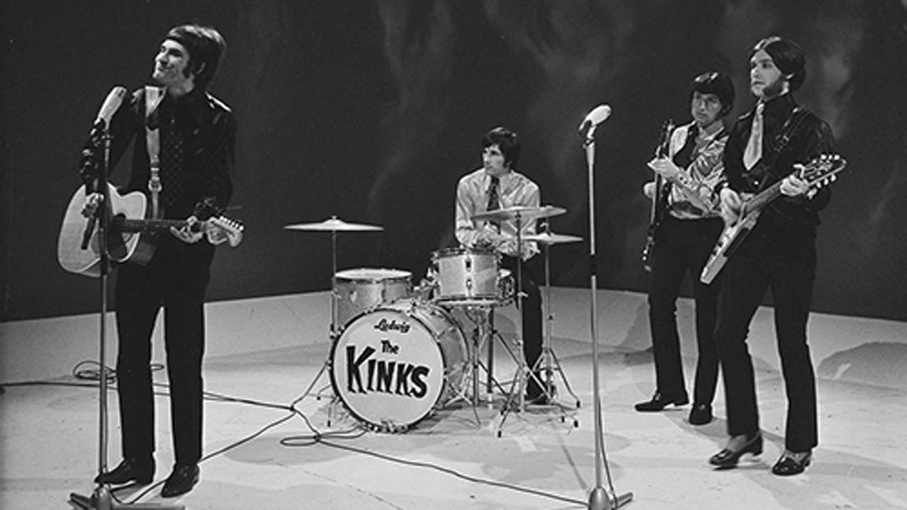 Previously unreleased track by The Kinks has been revealed