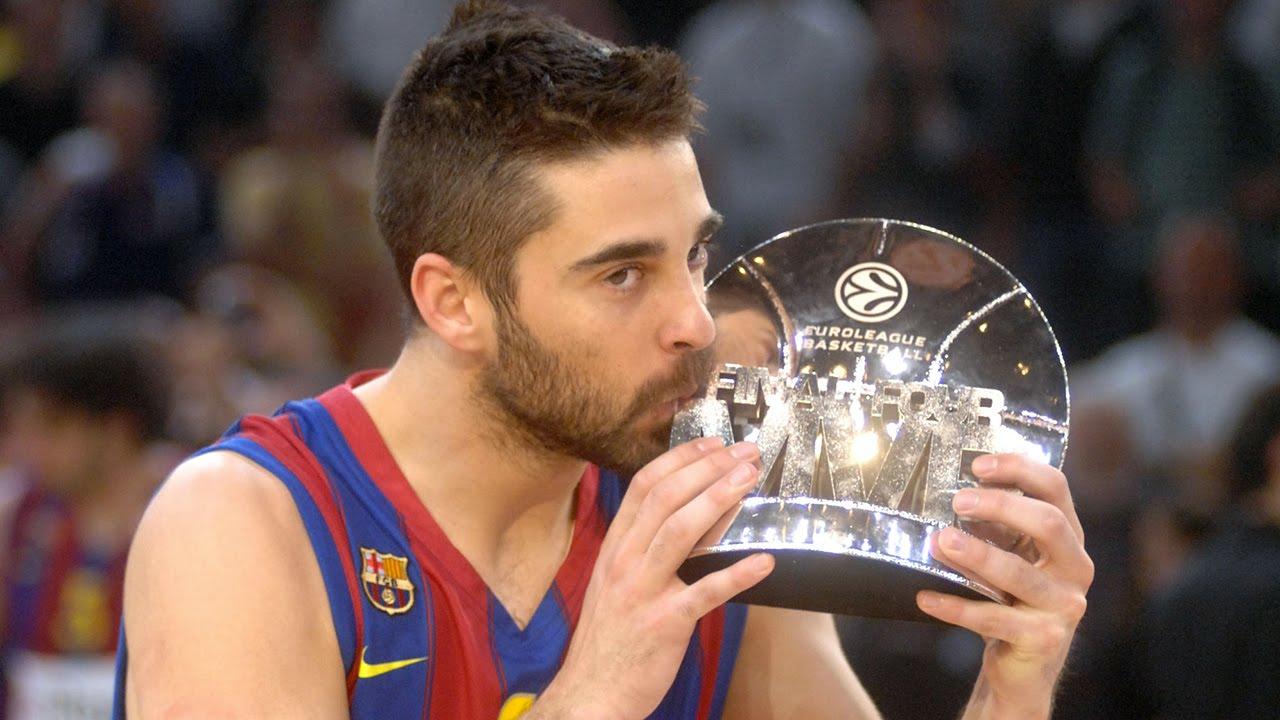 Juan Carlos Navarro, un gran jugador de baloncesto se retira