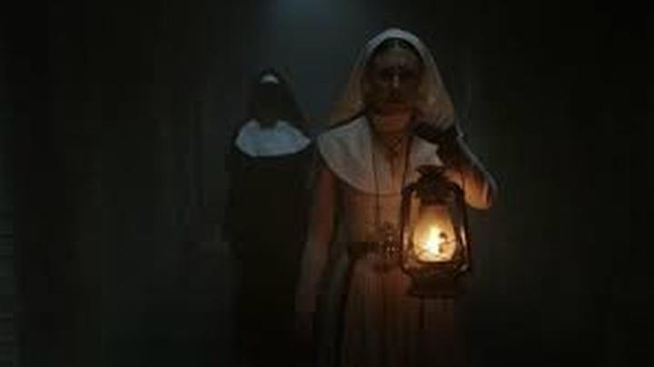 La monja próximamente su estreno y con ello un adelanto de su nuevo trailer