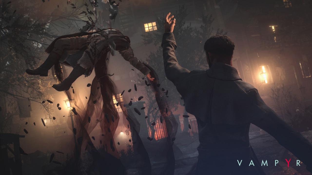 Vampyr podría pasar a ser una serie de televisión