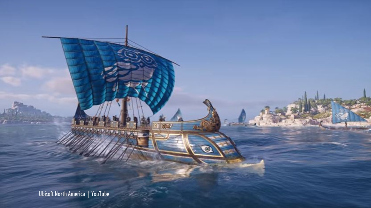 Assassin's Creed Odyssey: Ubisoft releases new gameplay trailer showing combat