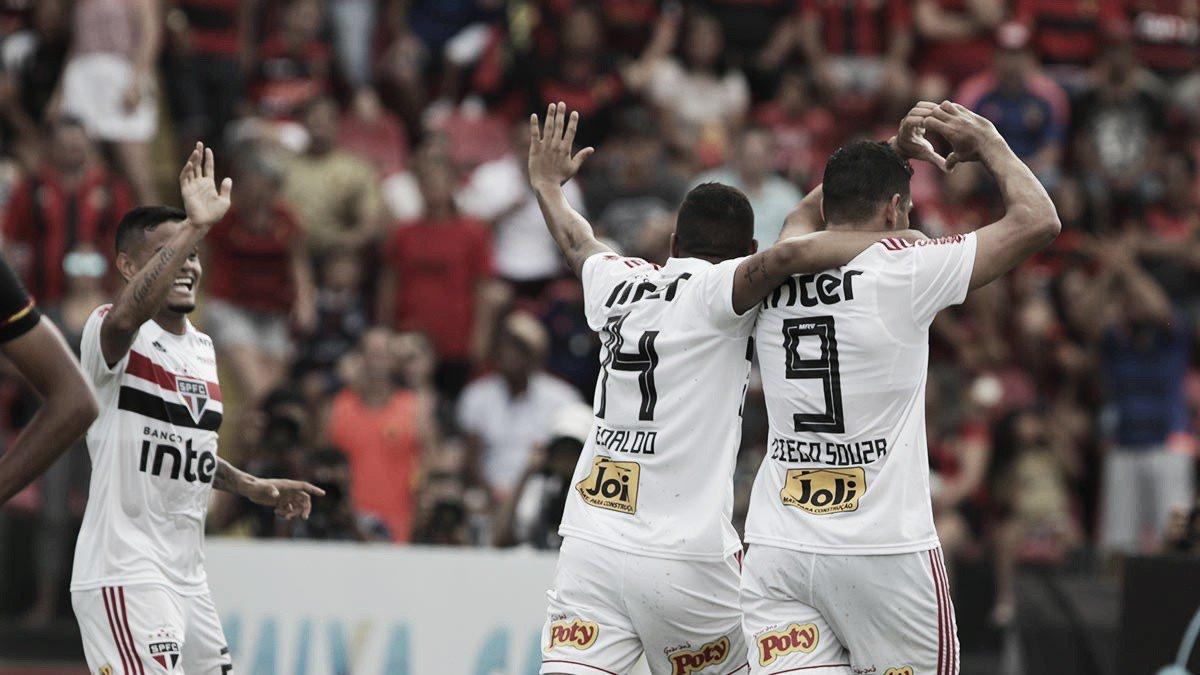 São Paulo abre vantagem na liderança do Brasileirão 2018