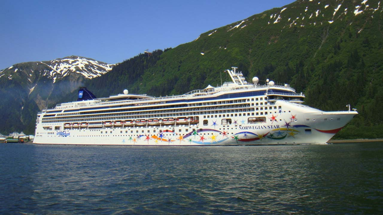 British woman spends 10 hours in the water after falling off cruise ship